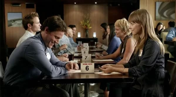 speed dating rencontres rapides)